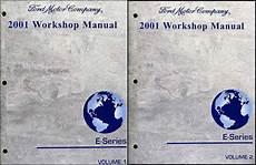 online car repair manuals free 2001 ford econoline e150 security system 2001 ford econoline van club wagon wiring diagram manual original