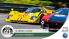 Le Mans Classic 2018 Best Moments
