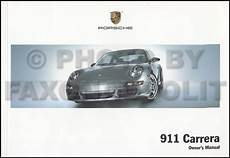car repair manuals online pdf 2006 porsche 911 navigation system 2006 porsche 911 carrera owner s manual original