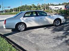 sell used 2002 cadillac deville only 69k miles chrome