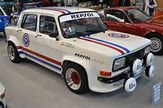 File V Retro Auto Moto Galicia Simca Rallye 3 1980 1300