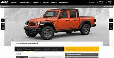 2020 jeep gladiator build and price news build your jeep gladiator without pricing