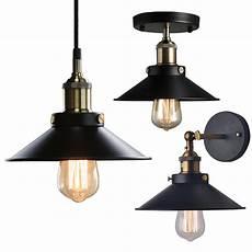 vintage ceiling chandelier light lshade pendant wall l ceiling sconces ebay