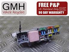 Renault Megane 1 6 Petrol Interior Fuse Box 2002 2008 167 Ebay