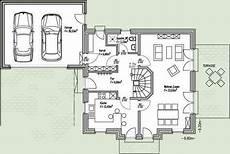 Grundriss Haus Mit Garage - bildergebnis f 252 r haus mit doppelgarage grundriss in 2020