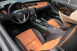 Pontiac 2018 Firebird Interior Colors