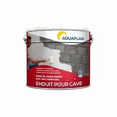 Enduit Pour Cave 10 Kg Aquaplan