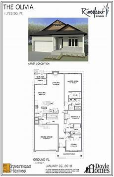 riverfront house plans riverfront estates phase 4 olivia floor plans and pricing