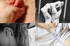 kleine tattoos frauen nacken arts
