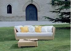 divanetti vimini arredamento per esterno mobili da giardino salotti per
