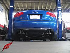 b7 s4 cat back exhaust system fast intentions