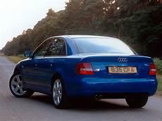 audi s4 sedan uk spec b5 8d 1997 2002