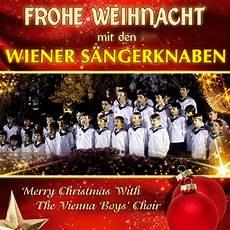frohe weihnachten mit den wiener s 228 ngerknaben cd mozart