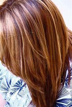 Cheveux Couleur Caramel M 232 Ches Et Caramel Ou
