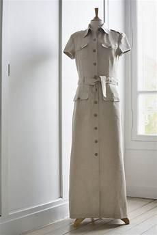 robe saharienne femme