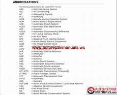 car repair manuals online free 2012 toyota highlander navigation system toyota highlander 2014 workshop manual auto repair manual forum heavy equipment forums