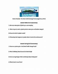 the great pacific garbage patch worksheet guide plastic paradise by trout pond teachers pay