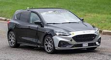 ford focus 2019 2019 ford focus st spotted in the u s with no camo at all