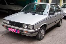 renault 11 gtl best photos and information of modification
