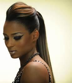best 25 ponytail hairstyles black hair ideas pinterest