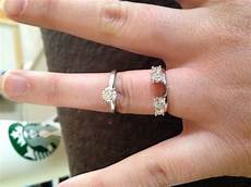 how do wedding ring wraps work 15 inspirations of wrap around engagement rings wedding band