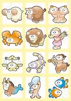 Gambar Kartun Zodiak Lucu Dp Horoskop Zodiacs