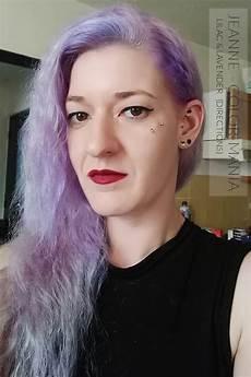 Coloration Cheveux Semi Permanente Violet Lilas Color Mania