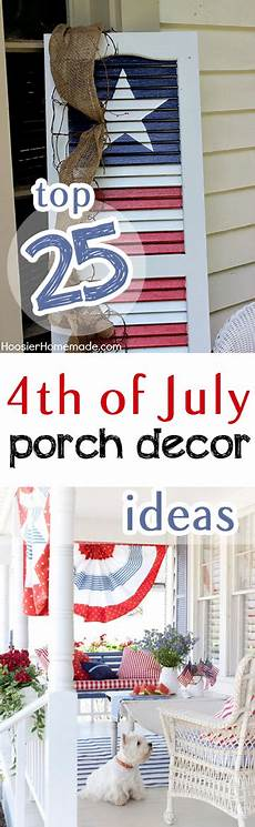 Favorite 4th Of July Porch Decor Ideas