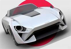 Next Gen Nissan Z Car Envisioned With Datsun 240Z