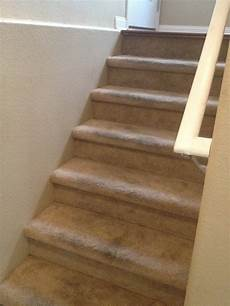 choosing contentment inexpensive diy carpet to wood stairs