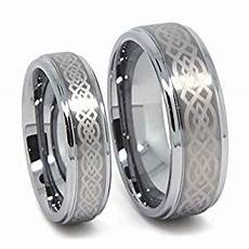best value wedding rings com top value jewelry matching tungsten wedding band his celtic ring