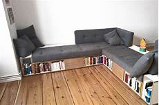 Stauraum Hinter Sofa - b 252 cherregal so wird es zum blickfang
