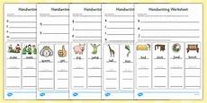 worksheets twinkl 19073 handwriting worksheets letter formation writing