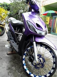 Mio Babylook Style by Yamaha Mio Sporty Purple Thai Look 59 Open Yamaha