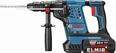 перфоратор Bosch Gbh 36 Vf Li Plus 0611907002 купить