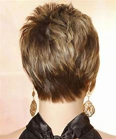 hairstyle new short hairstyles back view