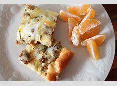 crescent roll breakfast image