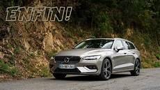 Essai Volvo V60 2018 Enfin
