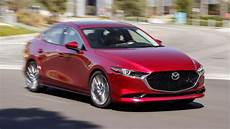 2019 mazda3 sedan first test strength in numbers motortrend