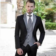 acheter noir costume mariage homme costumes pour mariage