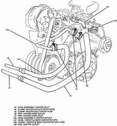 90 heater vacuum diagram repair guides