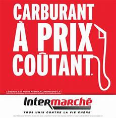 gasoil a prix coutant intermarch 233 weekend carburant 224 prix co 251 tant