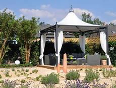 pavillon für garten bo wi outdoor living pavillons f 252 r gewerbe und garten