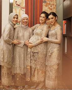 Top 39 Model Kebaya Muslim 2020 Modern Brokat Pesta