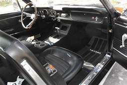 FORD SHELBY GT 350 HURST TRIBUTE MUSTANG FASTBACK 289 AUTO