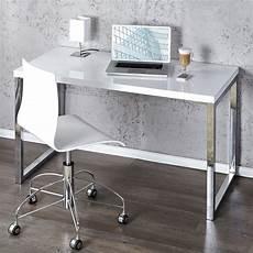 designer schreibtisch weiß designer retro schreibtisch laptoptisch oxford weiss