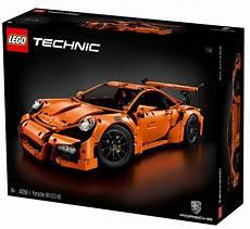 Lego Releases Porsche 911 Gt3 Rs Technic Set Photos