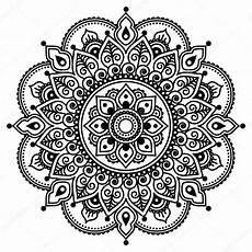 mehndi indische henna t 228 towierung muster oder hintergrund