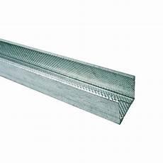 Profilé Pour Placo Metal Stud C Profil 233 C50 Pour Cloison Vertical 0 6mm