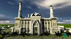 Animasi Masjid By Arceto34